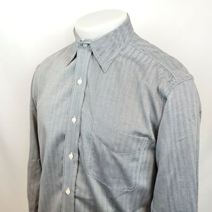 Lauren Ralph Lauren LRL Dress Shirt Sz 16 32/33